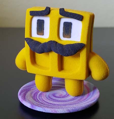 Verne 3D Print