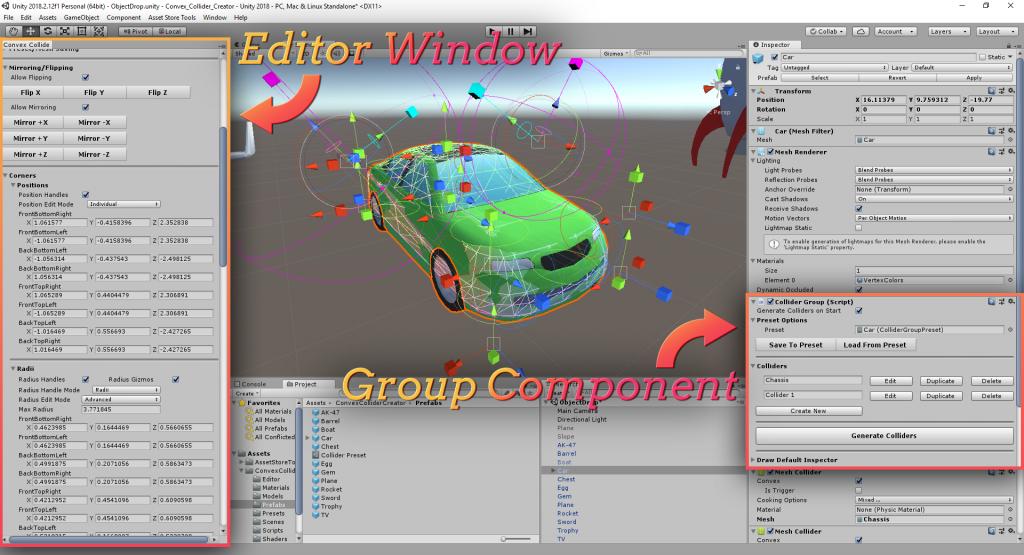 Car Editing