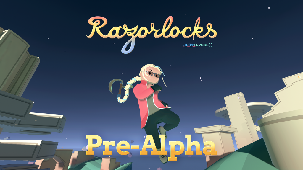 Razorlocks Pre-Alpha